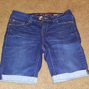 Womens Faded Glory Bermuda shorts